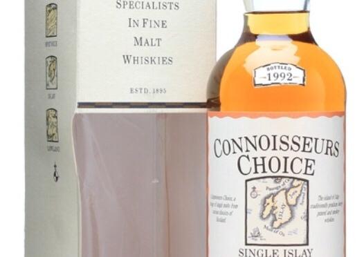 Gordon & MacPhail Connoisseur's Choice – Port Ellen 1977
