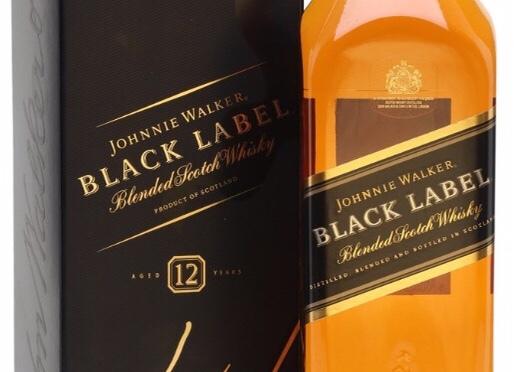 Johnny Walker 12 YO – Black Label