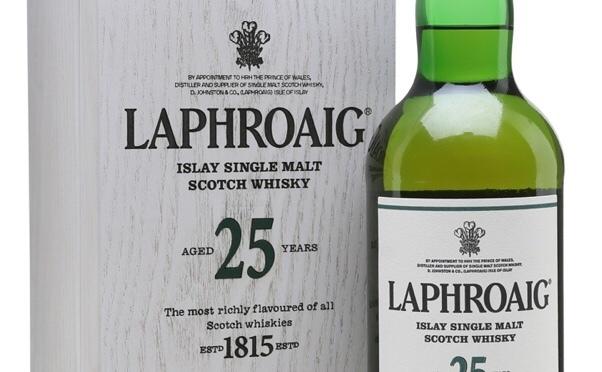 Laphroaig 25 YO