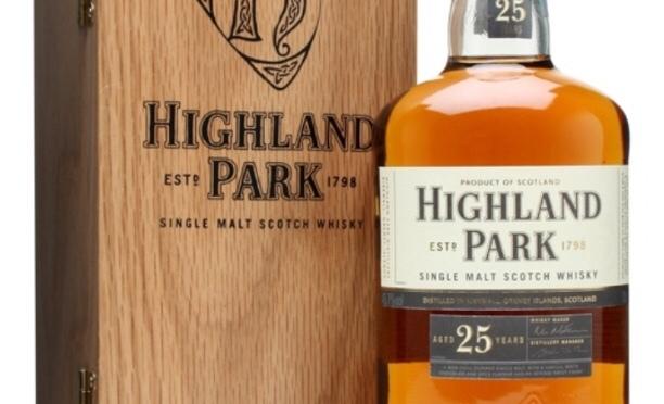 Highland Park 25 YO