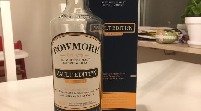 Bowmore Vault Edition First Release – Atlantic Sea Salt