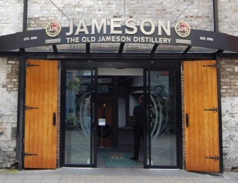 Jameson - Entrance