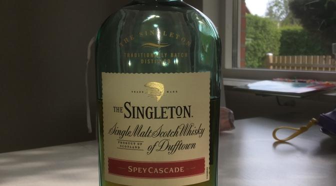 The Singleton of Dufftown – Spey Cascade