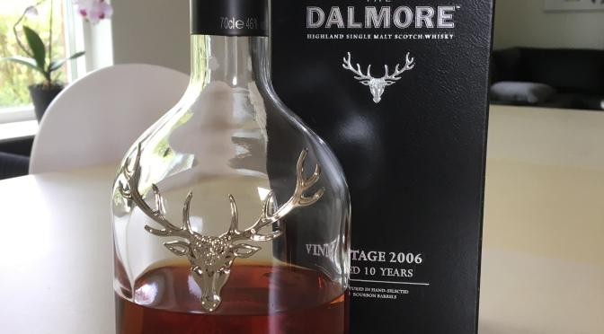 The Dalmore 10 YO – Vintage 2006