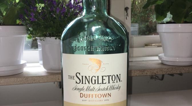 The Singleton of Dufftown 12 YO
