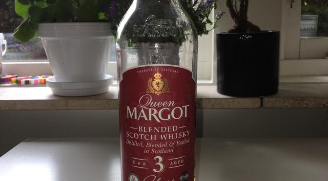 Queen Margot 3 YO