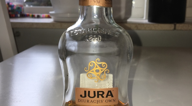 Jura 16 YO – Diurachs' Own