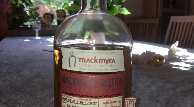 Mackmyra Select Reserve (08-0031)
