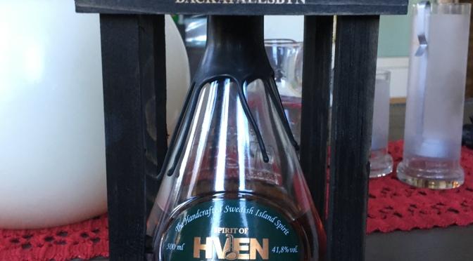 Spirit of Hven Backafallsbyn – Tycho's Star