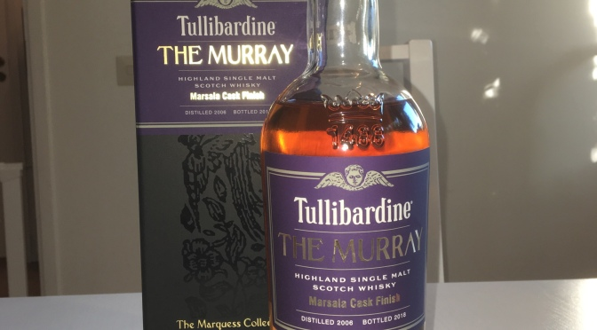 Tullibardine The Murray Marsala Cask Finish 2006/2018 – The Marquess Collection
