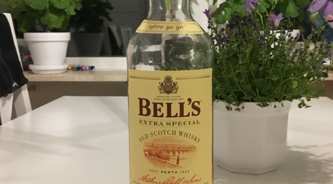 Bell's 8 YO – Extra Special