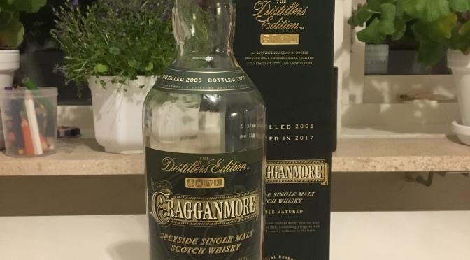 Cragganmore Distiller's Edition 2005/2017