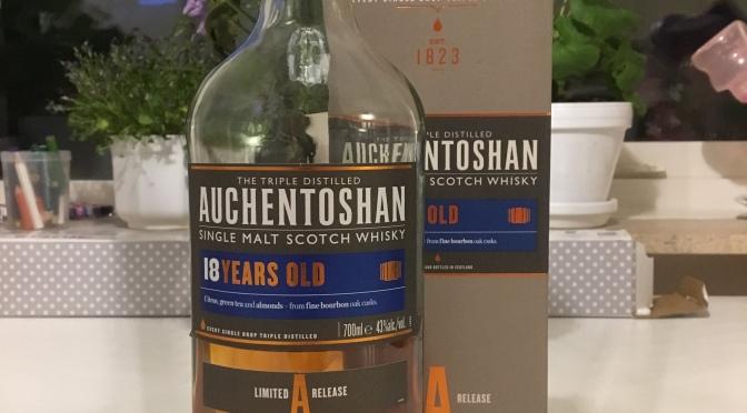 Auchentoshan 18 YO – Limited Release