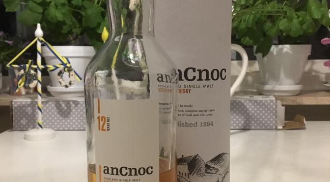 AnCnoc 12 YO