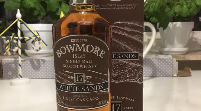 Bowmore 17 YO – White Sands