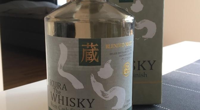 Kura The Whisky – Rum Cask Finish