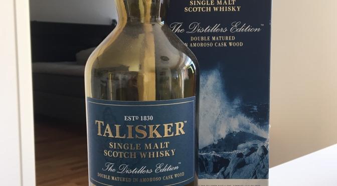 Talisker Distiller's Edition 2001/2012