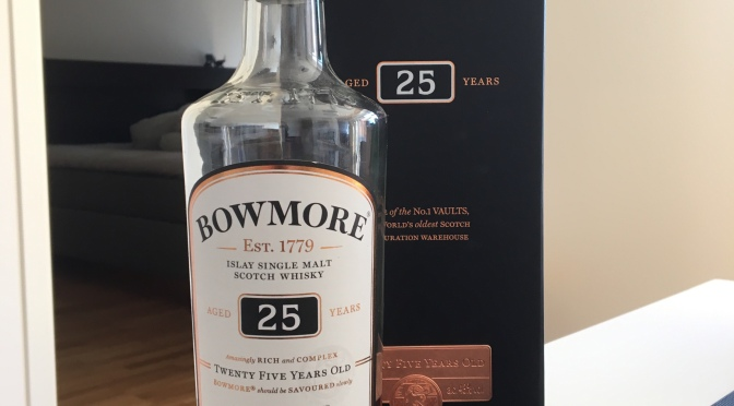 Bowmore 25 YO