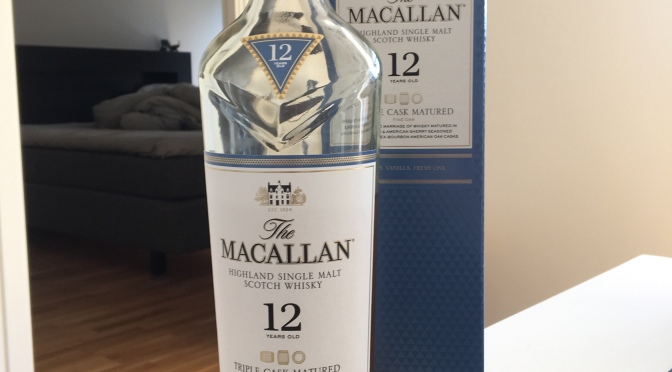 The Macallan 12 YO – Triple Cask