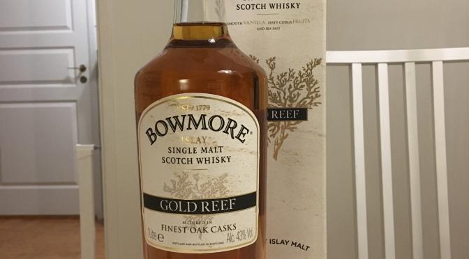 Bowmore Gold Reef