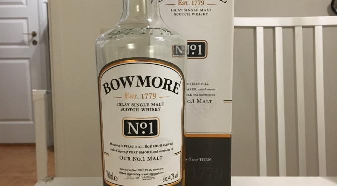 Bowmore No.1