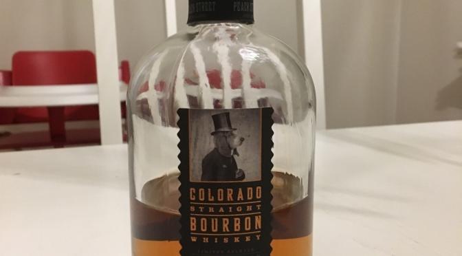 Peach Street Distillers Colorado Straight Bourbon – Limited Release Single Batch