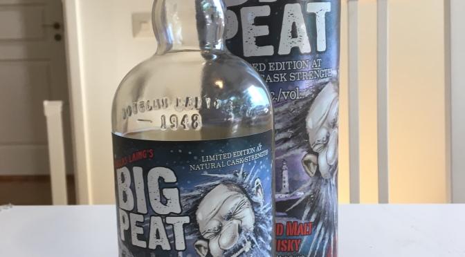 Douglas Laing's Big Peat Christmas 2017 Limited Edition
