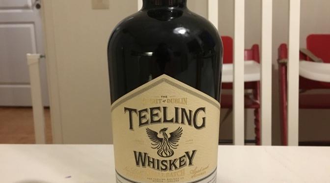 Teeling Small Batch Rum Cask Finish
