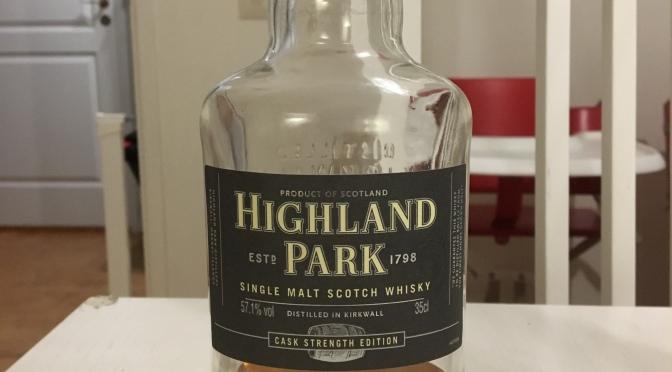 Highland Park Cask Strength Edition Batch 2
