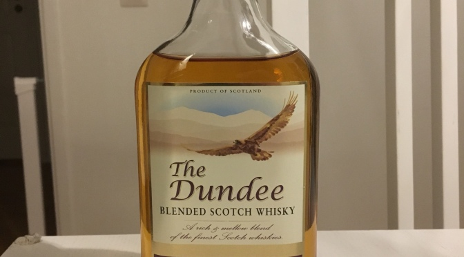 The Dundee Finest Blended Whisky