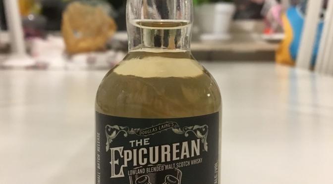 Douglas Laing's The Epicurean