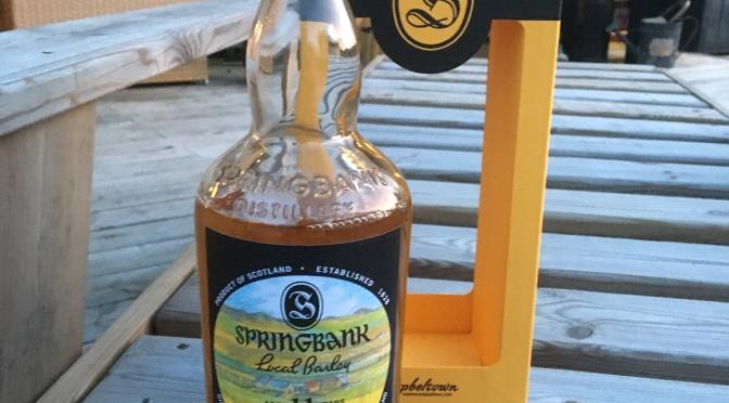 Springbank 11 YO – Local Barley 2nd Edition