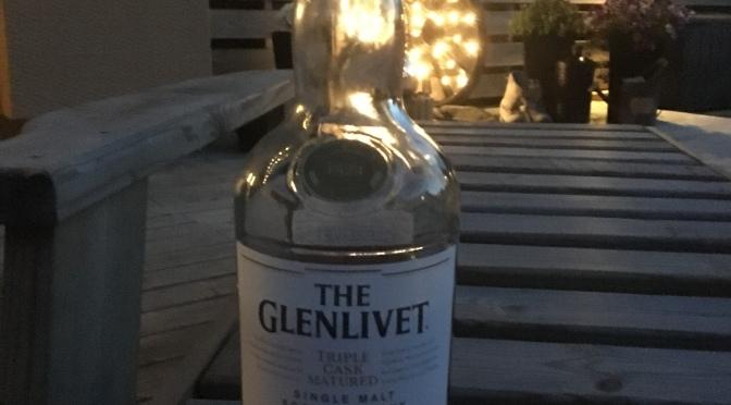 The Glenlivet Triple Cask Matured – Distiller's Reserve