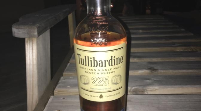Tullibardine 225 – Sauternes Finish
