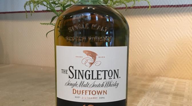 The Singleton of Dufftown 18 YO