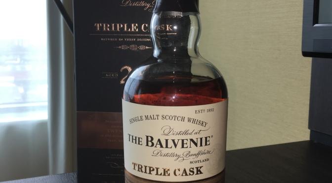 The Balvenie 25 YO – Triple Cask