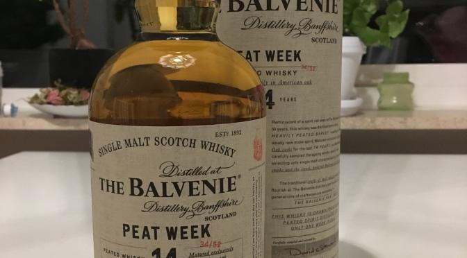 The Balvenie 14 YO – Peat Week Vintage 2003