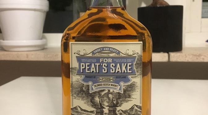 For Peat's Sake