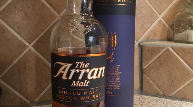 The Arran Malt 18 YO