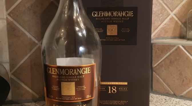 Glenmorangie 18 YO – Extremely Rare