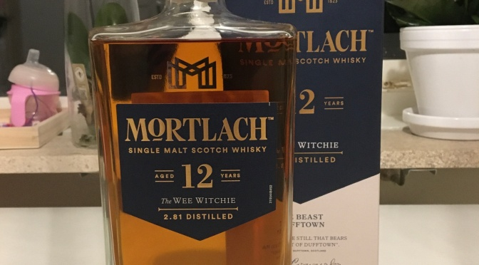 Mortlach 12 YO – The Wee Witchie