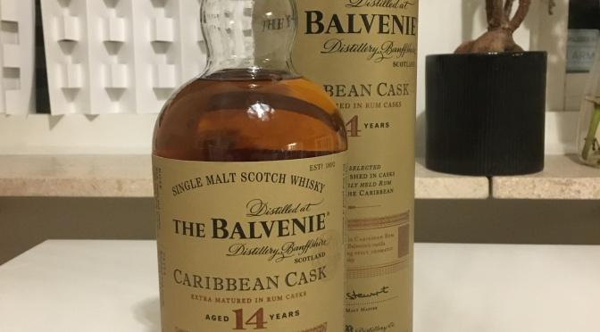 The Balvenie 14 YO – Caribbean Cask