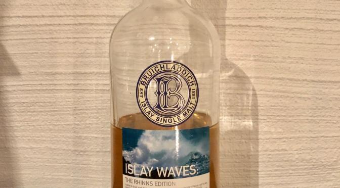Bruichladdich Islay Waves – The Rhinns Edition
