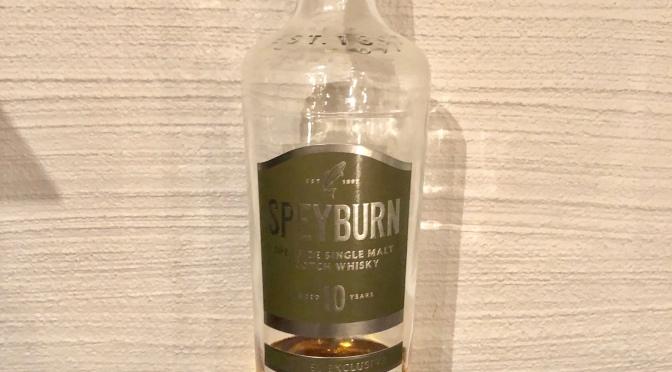 Speyburn 10 YO (Travel Exclusive Version)