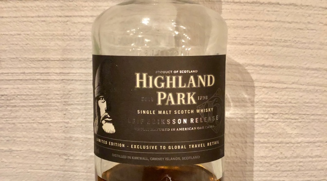 Highland Park Leif Eriksson Release – Limited Edition