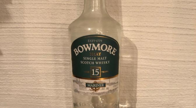 Bowmore 15 YO – Mariner