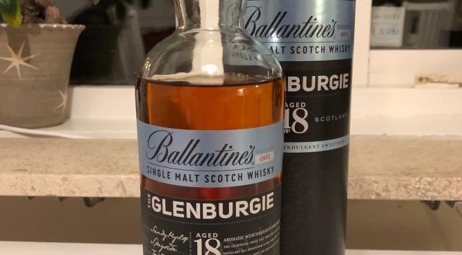 Ballantine's Glenburgie 18 YO