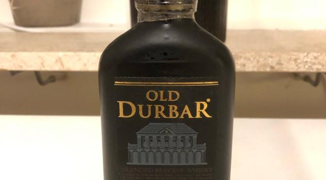 Old Durbar Black Chimney