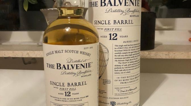 The Balvenie 12 YO – Single Barrel (6544/164)