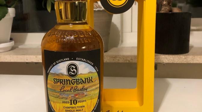 Springbank 10 YO – Local Barley 5th Edition